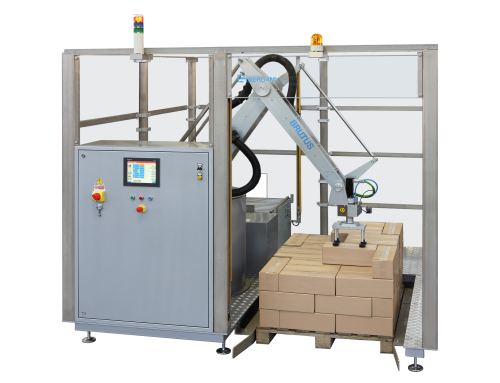 New Bergami Palletizer Model P15